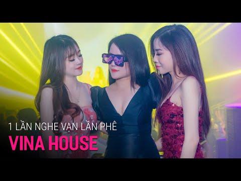 NONSTOP Vinahouse 2019 | Một Lần Nghe Vạn Lần Phê SML - DJ Trây Lucifer |Full Track Thái Hoàng Vol 7