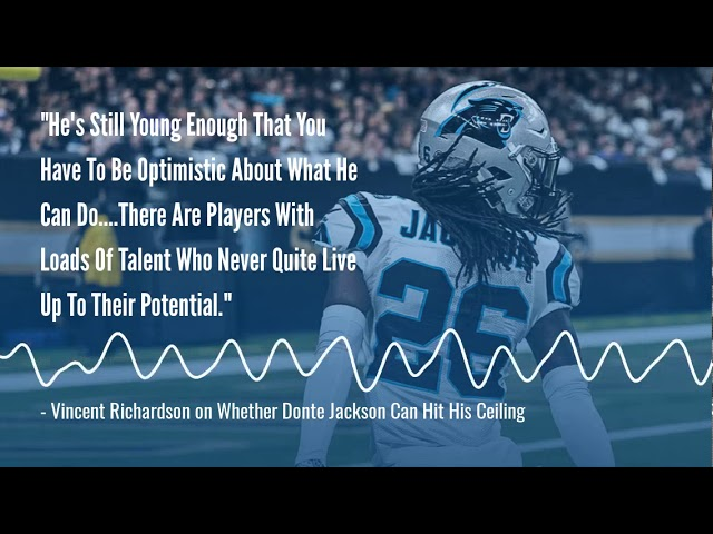 The Great British Drafting Show On Donte Jackson
