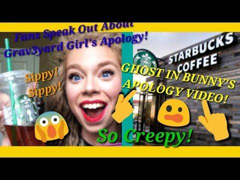 graveyard girl apology