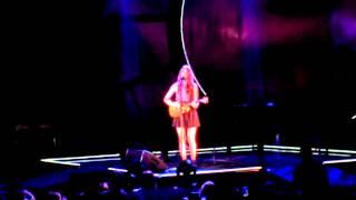 Sara Bareilles - Chandelier Cover (Sia) San Diego, CA 8/9/2014