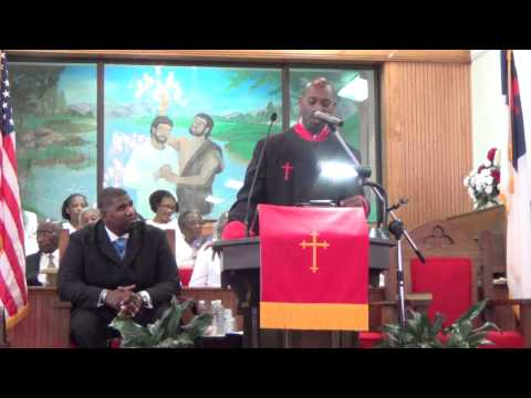 "Reverend Dr. James L. Holmes preaching ""Hearing The Voice Of Jesus"" on August 04, 2013"