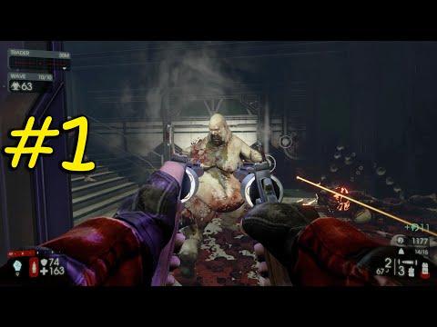 bắn nhau với bầy đàn quái vật  Killing Floor 2  Tập 1