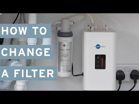 Fits Insinkerator F-201R Filter Cartridge for Hot Water Dispenser 2 Pack