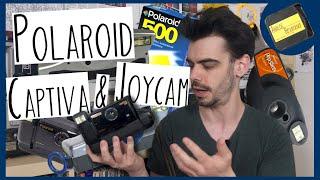 Polaroid Captiva & Joycam …
