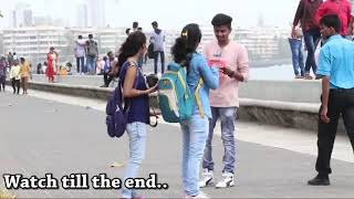 Taking Notes On Girls Conversations Prank - Pranks in india