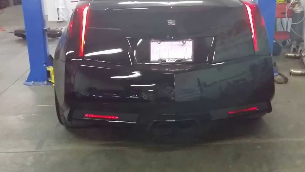 Cts V Cat Back Exhaust