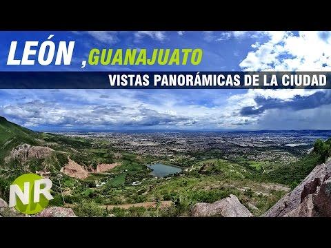 🔴 León Guanajuato Vistas Panorámicas de la Ciudad