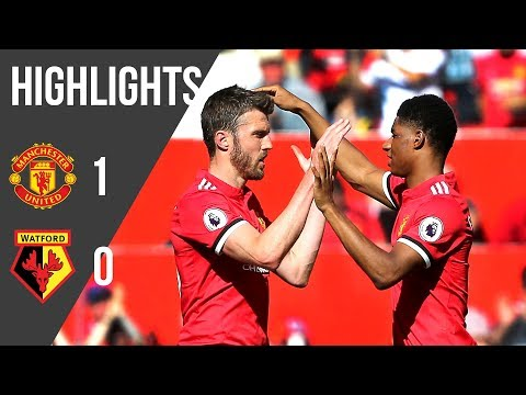Manchester united 1-0 watford | highlights | premier league