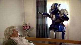 Me, Robot bij Koefnoen: Robots in de zorg, by Action Events
