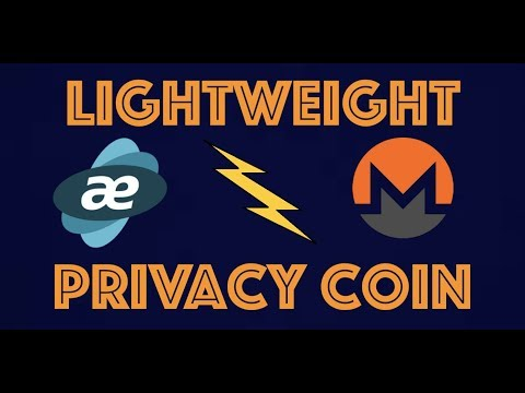 AEON Privacy Coin Undervalued Buying Opportunity