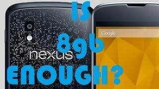 nexus 4 is 8gb enough