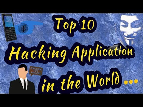 Top 10 Hacking App in the World (Hacker's Choice)