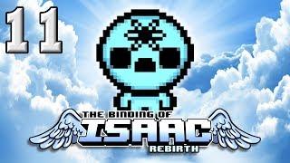 以撒的結合:重生 (The Binding of Isaac: Rebirth) 遊玩影片 Ep.11 [重力子放射線射出裝置]