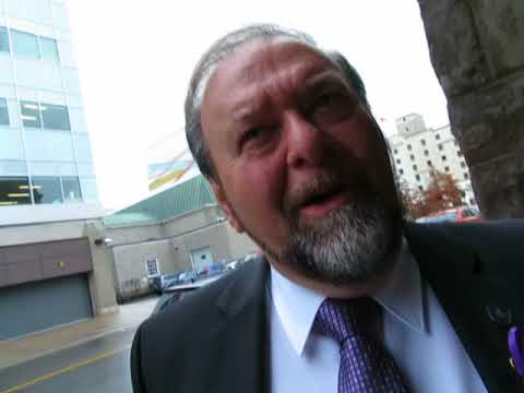 The New Brunswick Liberal Government are hunted down by Blogger of First Police State in Canada!