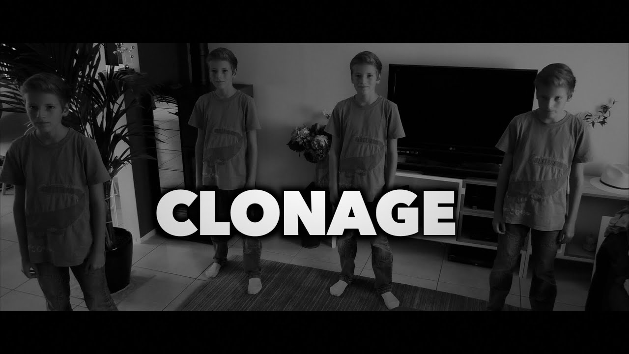 CLONAGE - COURT METRAGE - SYNOPSIS