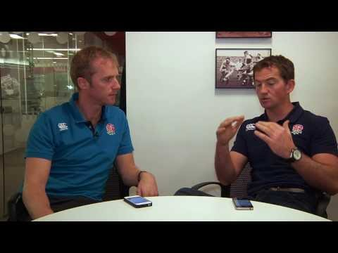 RFU referees Wayne Barnes and JP Doyle answer Twitter questions