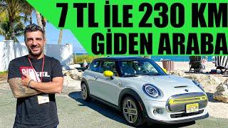 7 TL ile 230 KM Yol Gidilir Mi? | Elektrikli Mini Cooper