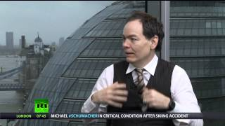 Keiser Report: Empire Kaput, Crypto-Currencies 2014! (E543)