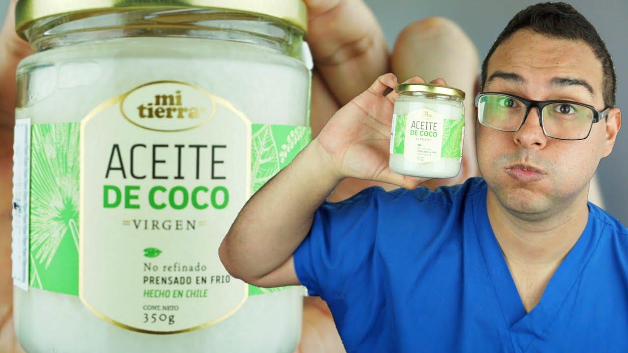 Aceite De Coco Quita Las Caries De Los Dientes Muy Interesante Oilpulling Youtube