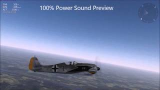 War Thunder Focke Wolf 190 New Engine Sound