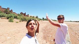Weltreise Tag 452 • Ait Ben Haddou und das Atlas-Gebirge • Marokko • Vlog #064