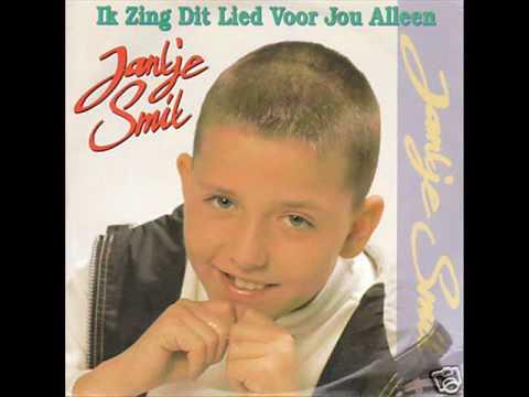 Jantje Smit Ik zing dit lied voor jou alleen