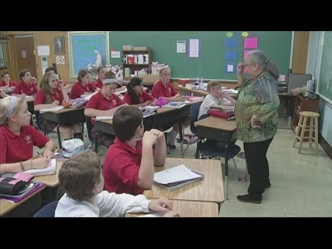 Catholic schools outperform public schools