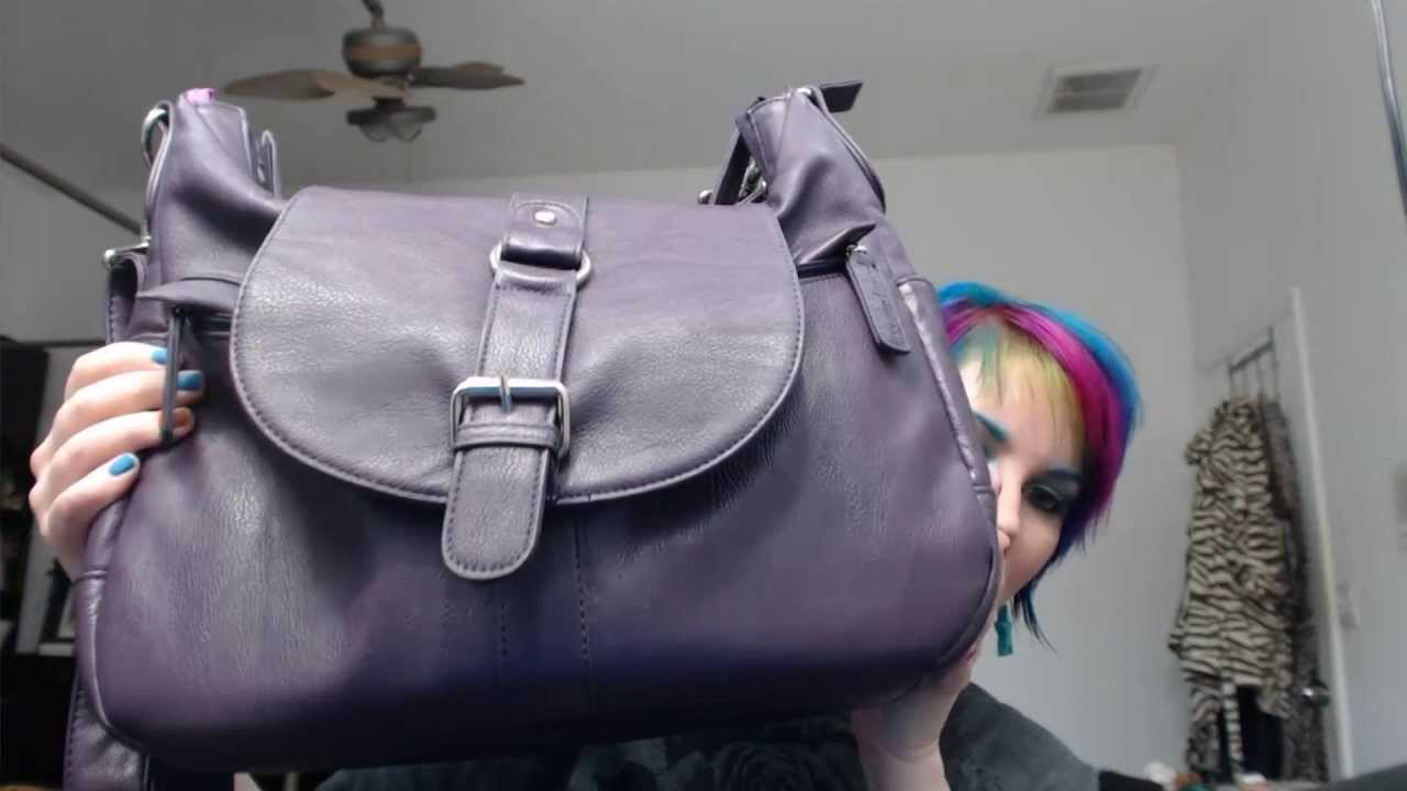 eac0142af793 Kelly Moore B-Hobo Bag Review - YouTube