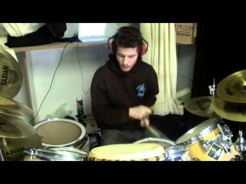 DRUM COVER - Spare Me From The Mold by Gossip mp3