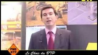 Stephane Roda, Commercial BTP
