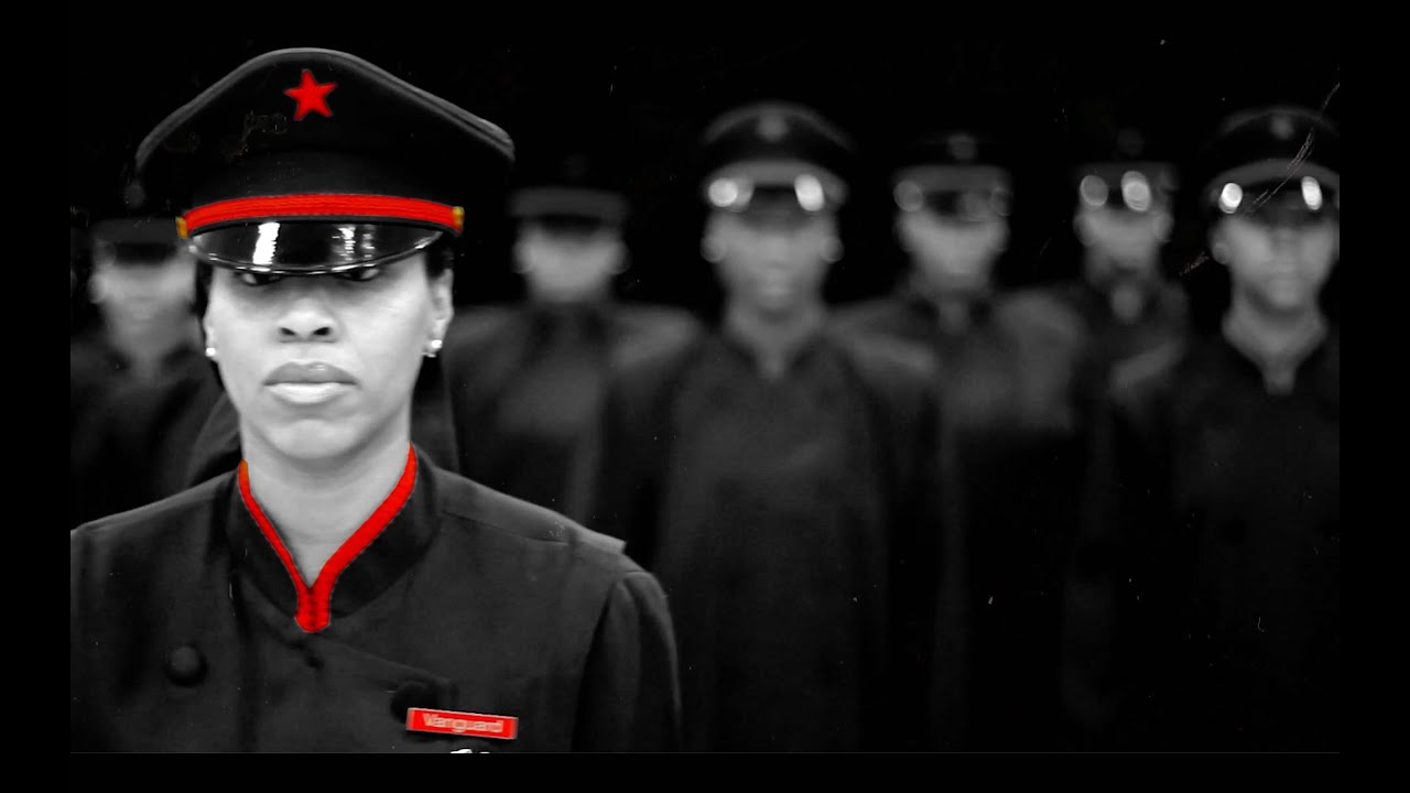 NEWFACE MAGAZINE LV MEDIA FEATURING: MGT Saviours' Day Drill! We are Soldiers, We are Farrakhan