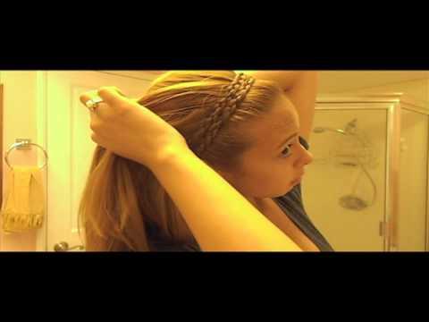 Goddess inspired hair - Back to school