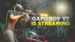 🔴PUBG MOBILE (EMULATOR+DISPLAY CAPTURE)||BECOME A MEMBER TODAY||GAMEBOY YT||💲DONATIONS ON SCREEN.