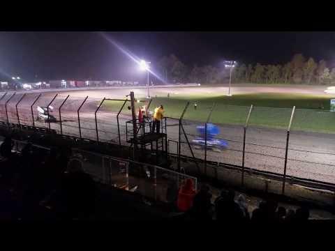 Mini-Sprint Feature - Gas City Speedway 5/3/19