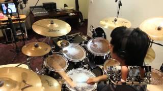Lostprophets - Rooftops Drum Cover - Dong Nguyen