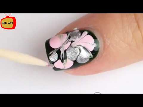 The Best Nail Art Designs | Part-2 October 2017 | The Best Nail Art Designs Compilation | 171027205