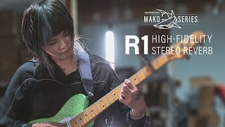 Walrus Audio Pedal Play: The Mako Series R1 High-Fidelity Stereo Reverb with Yvette Young