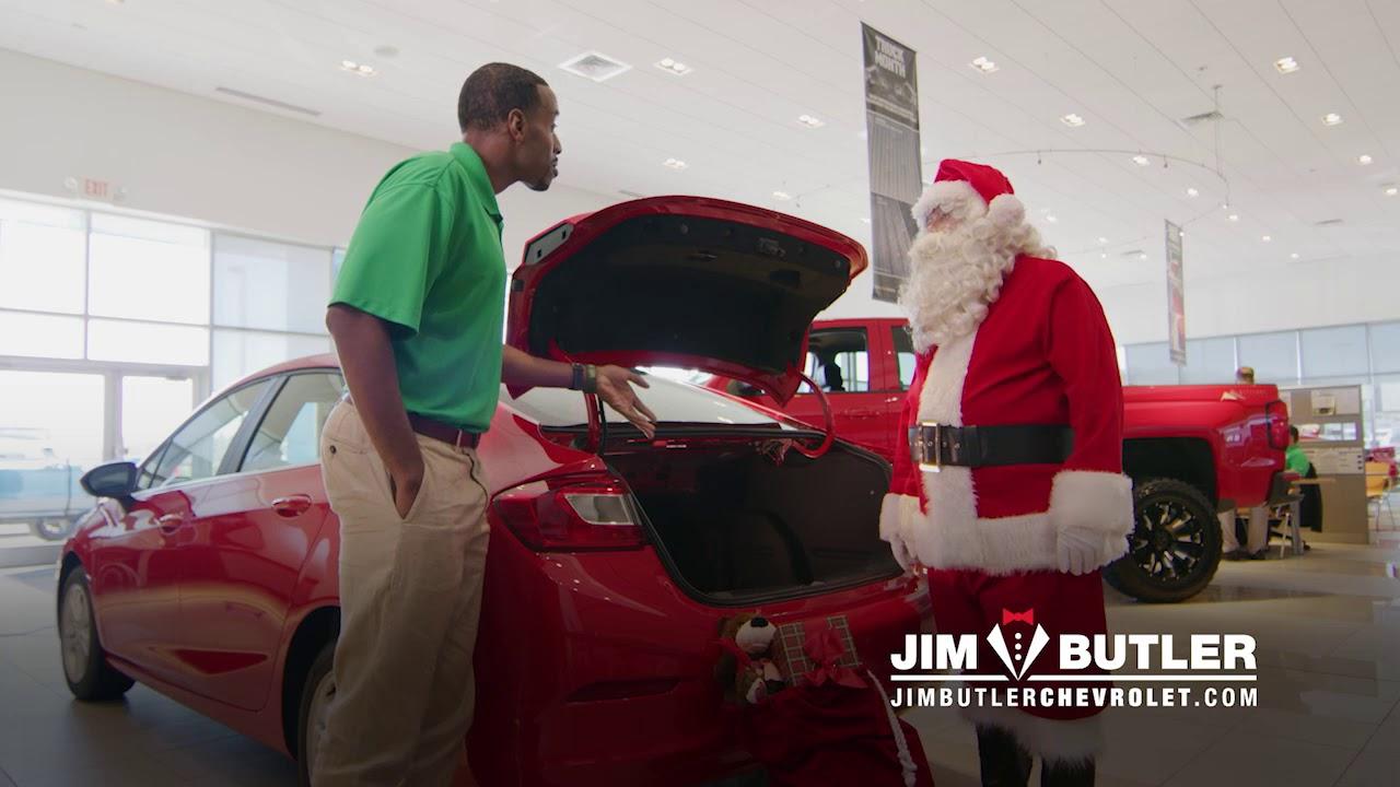 Be The Boss At Jim Butler Chevrolet Youtube