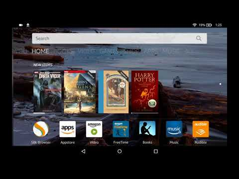How to download Android Apps AND Games on ALL  Amazon Fire Tablets!