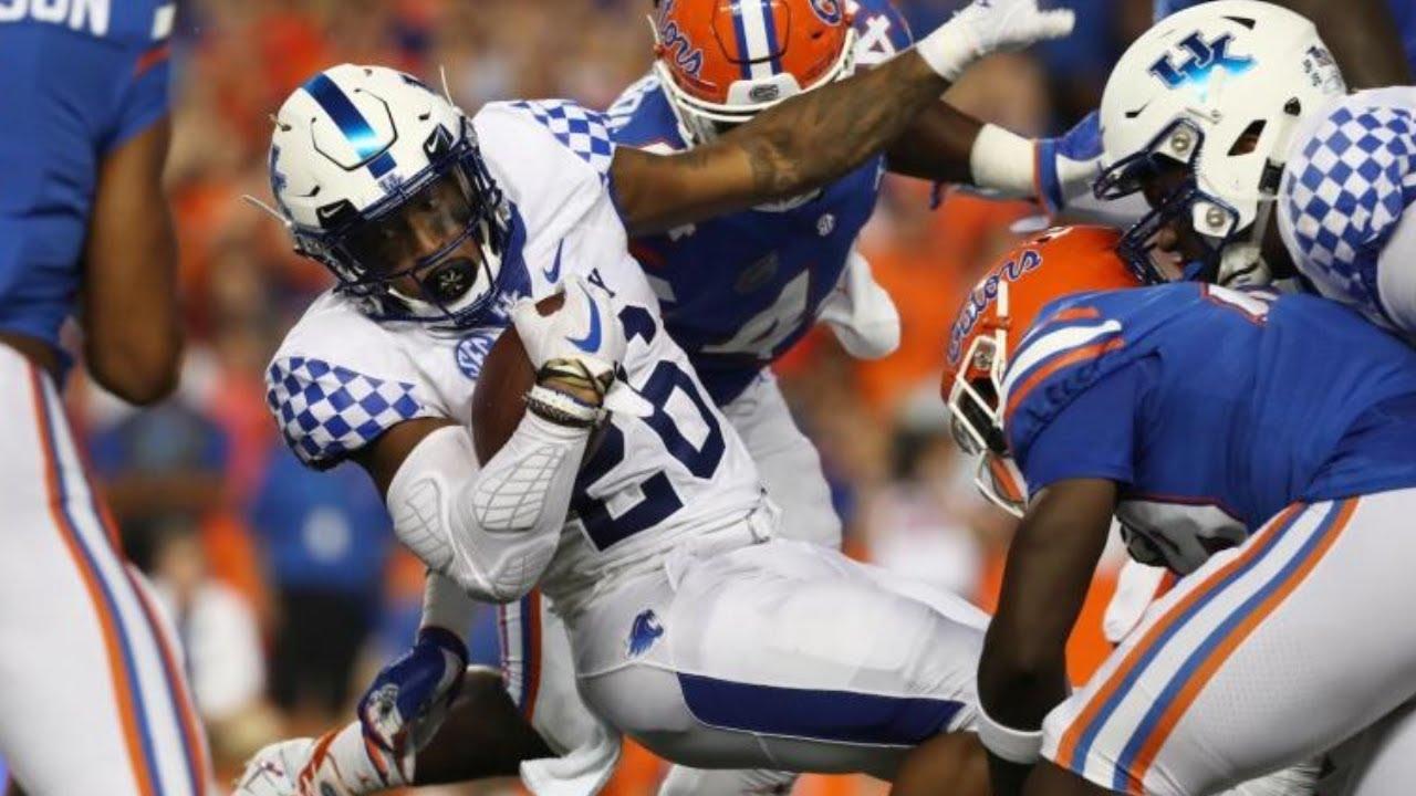 Kentucky vs #25 Florida 2018 CFB Highlights (HD) - YouTube