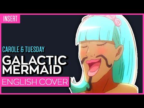 "Carole & Tuesday- ""Galactic Mermaid"" Ver. Kuraiinu & Lollia"