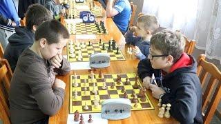 VI Turniej Szachowy o 'Z³ot± Wie¿ê' w Lelisie