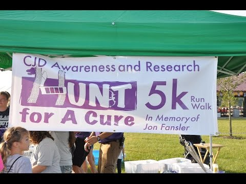 hunt for a cure CJD walk Shelbyville Indiana