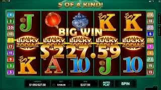 Lucky Zodiac Online Slot Game | Royal Vegas Casino(It's your year to win with Royal Vegas Casino and Lucky Zodiac. This new 20 payline slot game launches at the casino in September and has a fun Oriental ..., 2015-08-13T14:08:05.000Z)