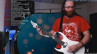 Cattle Decapitation - Be Still Our Bleeding Hearts - Guitar Cover