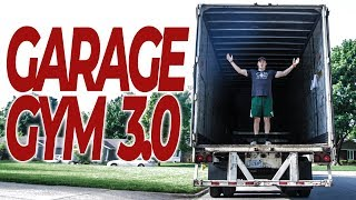 Garage Gym 3.0 Rebuild: The Squat Rack