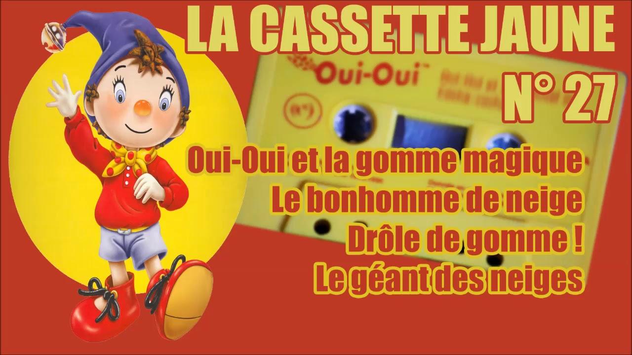 Inedit Oui Oui La Cassette Jaune N 27