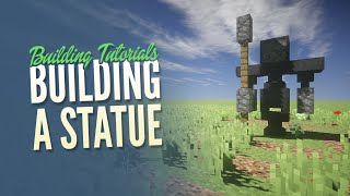 Minecraft Building Tutorials :: How To Build A Statue