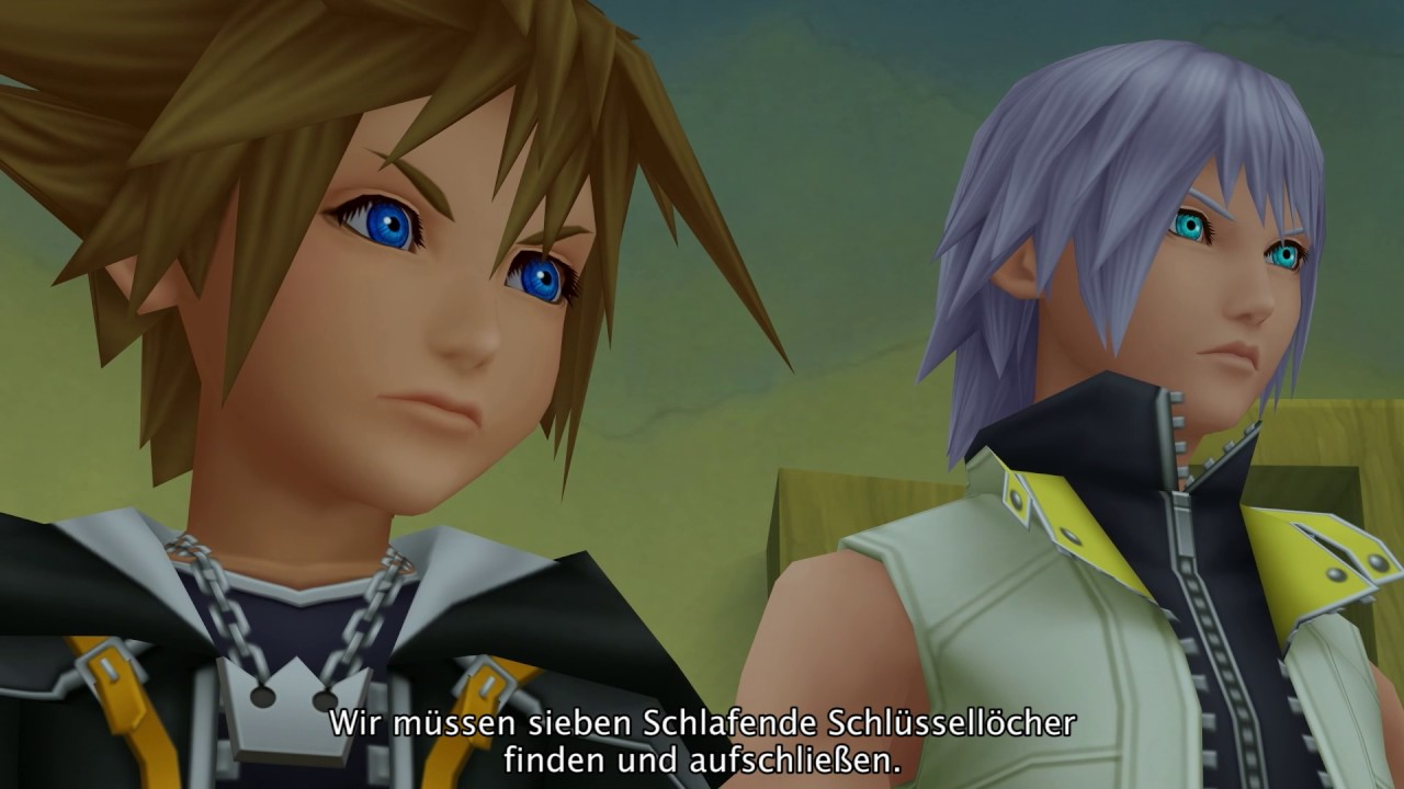 Kingdom Hearts Overview Video