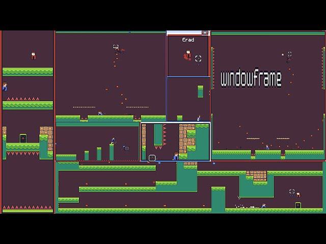 windowframe by Daniel Linssen (@managore) on Game Jolt